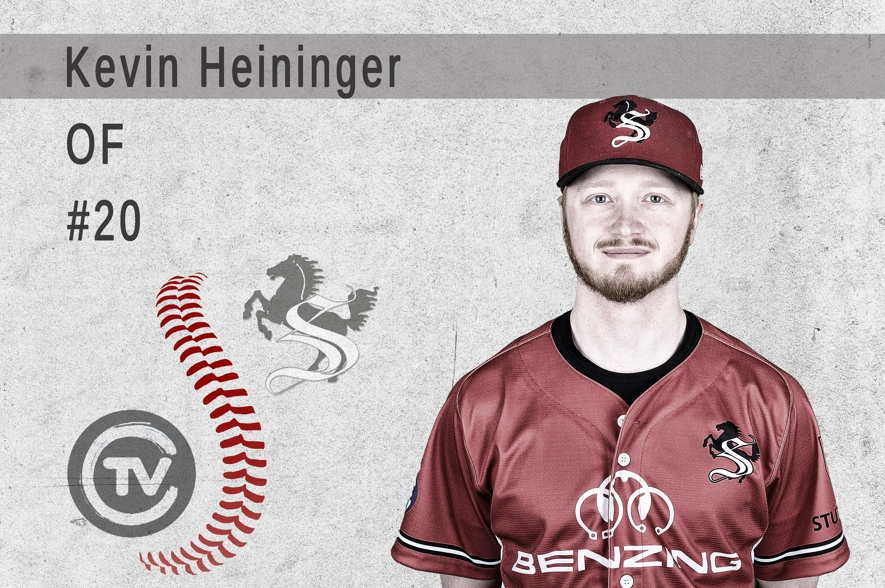 BB1 Kevin Heininger #20 OF