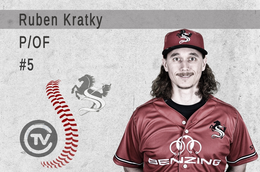BB1 Ruben Kratky # 5 OF/P
