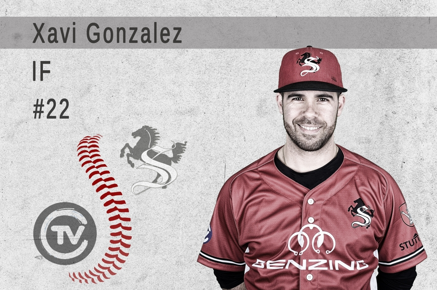 BB1 Xavi Gonzalez #22 IF